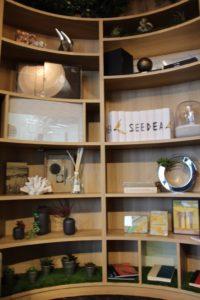 株式会社SEEDEA大阪支店 オフィスディスプレイ